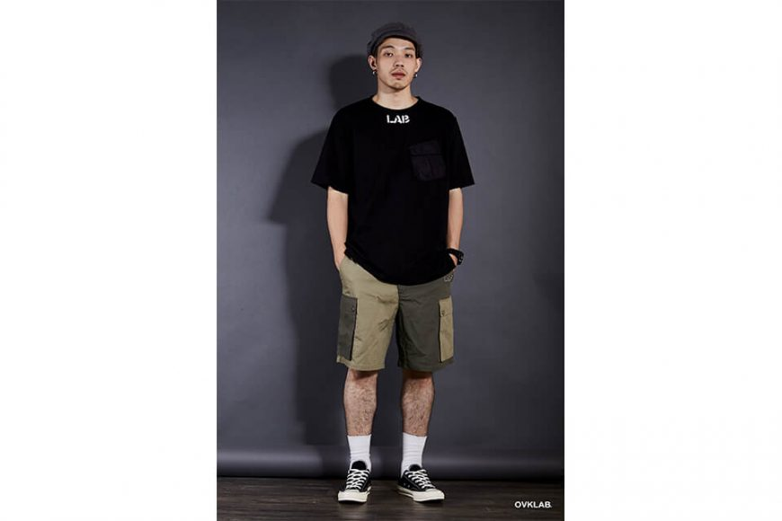 OVKLAB 66(三)發售 18 SS Two Tone Shorts (2)