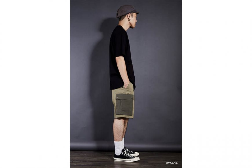 OVKLAB 66(三)發售 18 SS Two Tone Shorts (3)