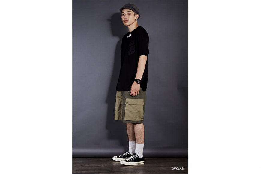 OVKLAB 66(三)發售 18 SS Two Tone Shorts (4)