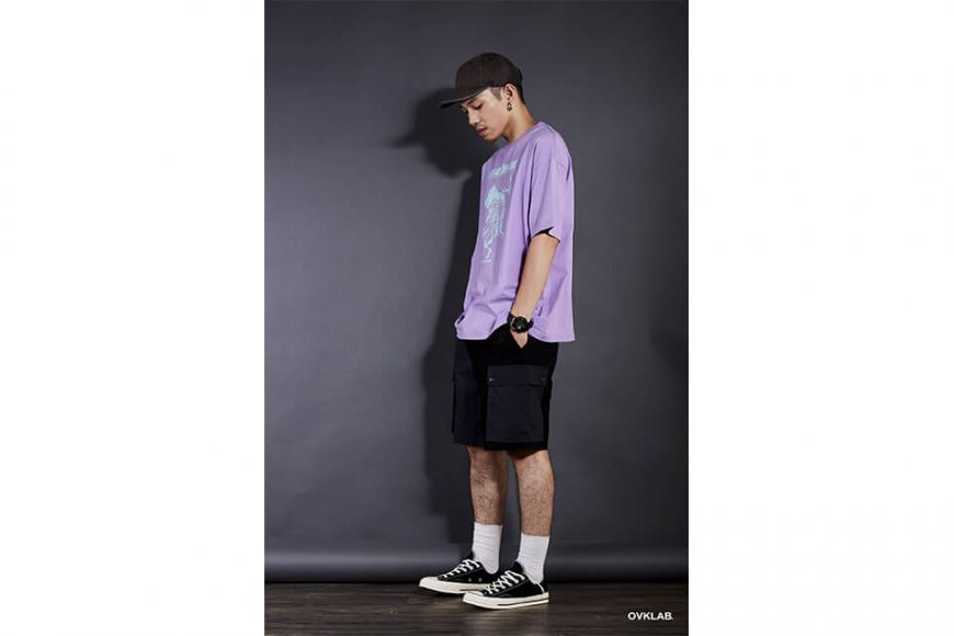 OVKLAB 66(三)發售 18 SS Two Tone Shorts (6)