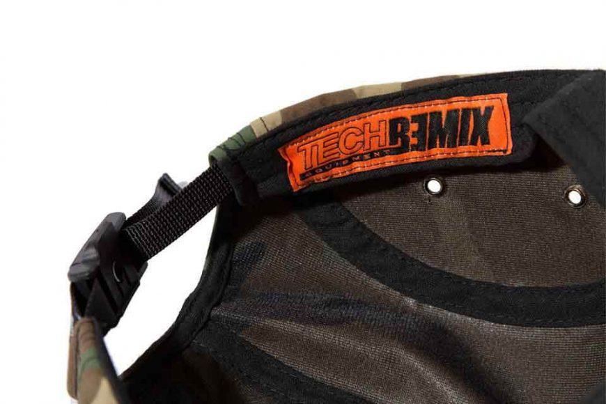 REMIX 613(三)發售 18 SS Wr Tech 5 Panel Cap (13)