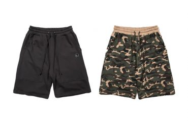 AES 714(六)發售 18 SS Washed Cotton Shorts (0)