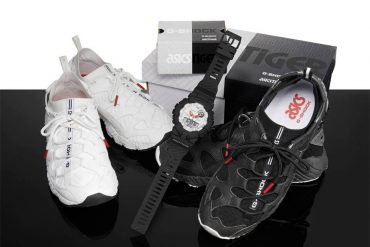 CASIO G-SHOCK X ASICSTIGER GBA-800AT-1ADR (1)