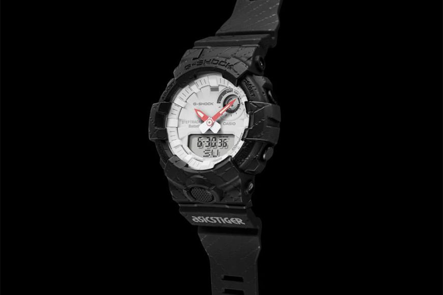 CASIO G-SHOCK X ASICSTIGER GBA-800AT-1ADR (4)