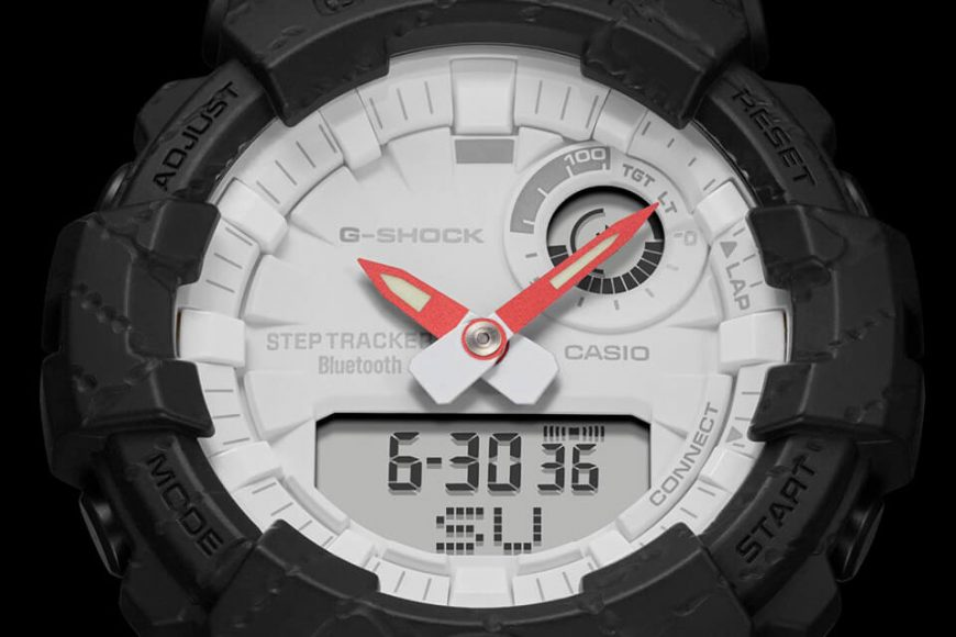 CASIO G-SHOCK X ASICSTIGER GBA-800AT-1ADR (5)