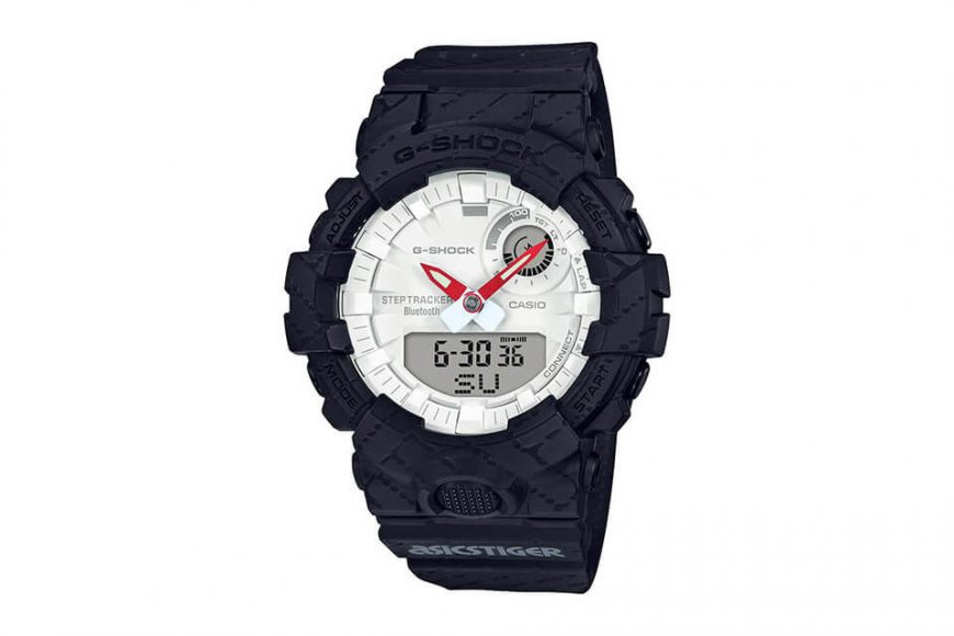 CASIO G-SHOCK X ASICSTIGER GBA-800AT-1ADR (7)