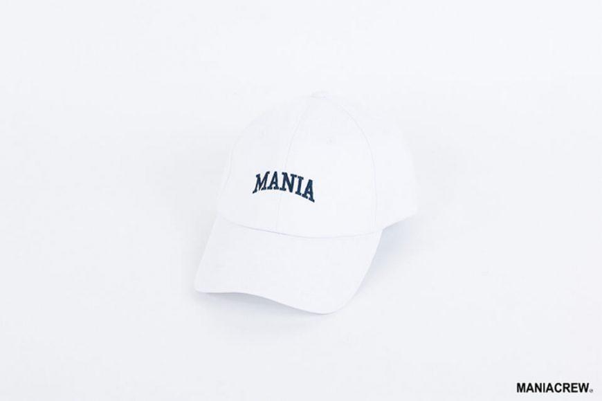 MANIA 711(三)發售 18 SS Athletic Script Cap (2-1)
