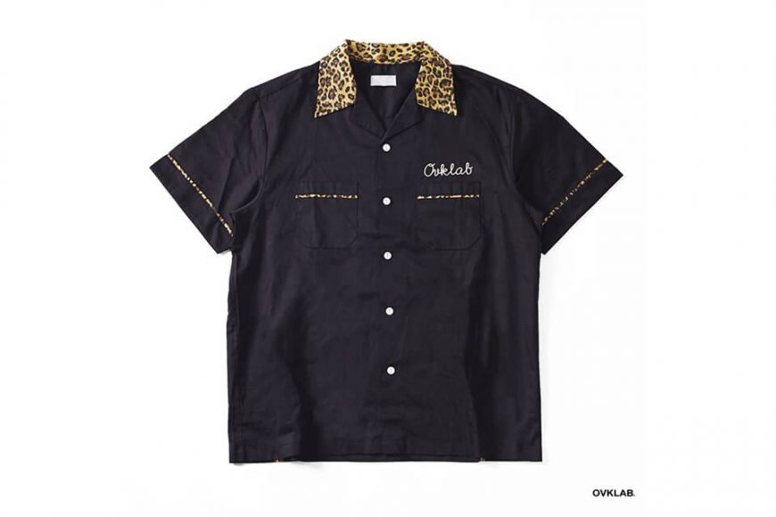 OVKLAB 74(三)發售 18 SS Bowling Shirt (5)