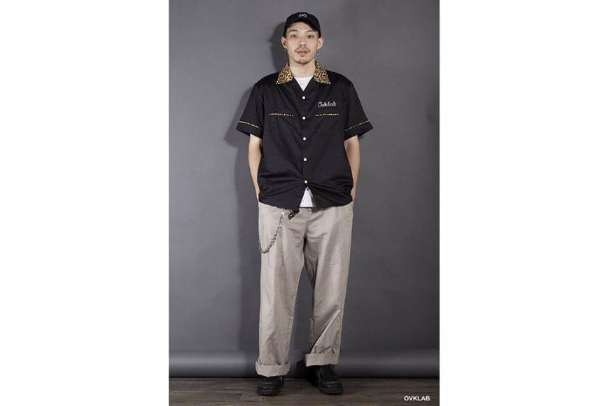 OVKLAB 74(三)發售 18 SS Bowling Shirt (9)