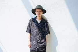 NextMobRiot 825(六)發售 18 SS Area TNP Logo Guayabera Shirt (0)