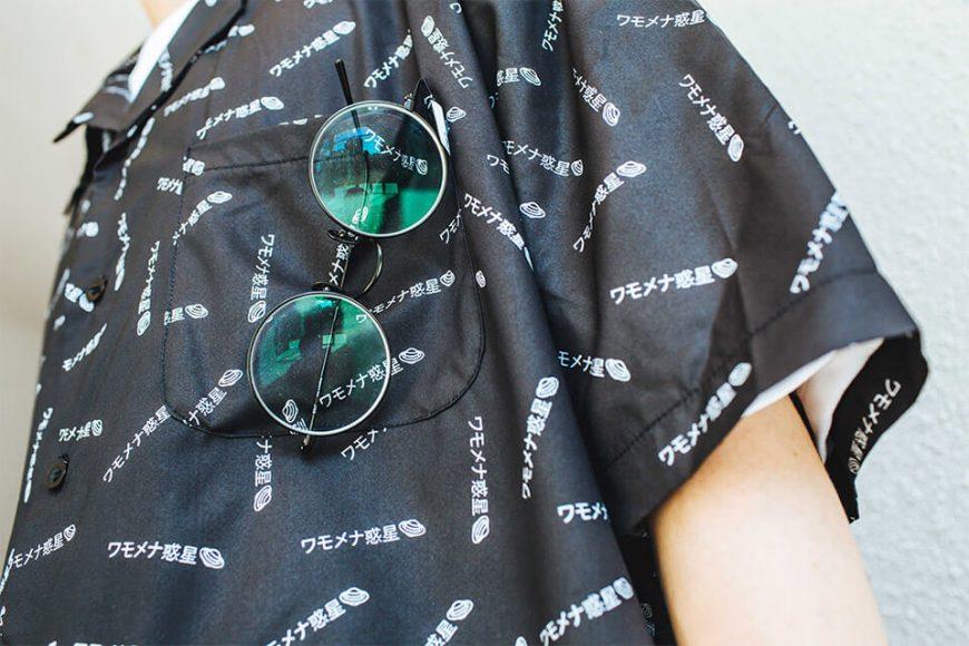 NextMobRiot 825(六)發售 18 SS Area TNP Logo Guayabera Shirt (5)