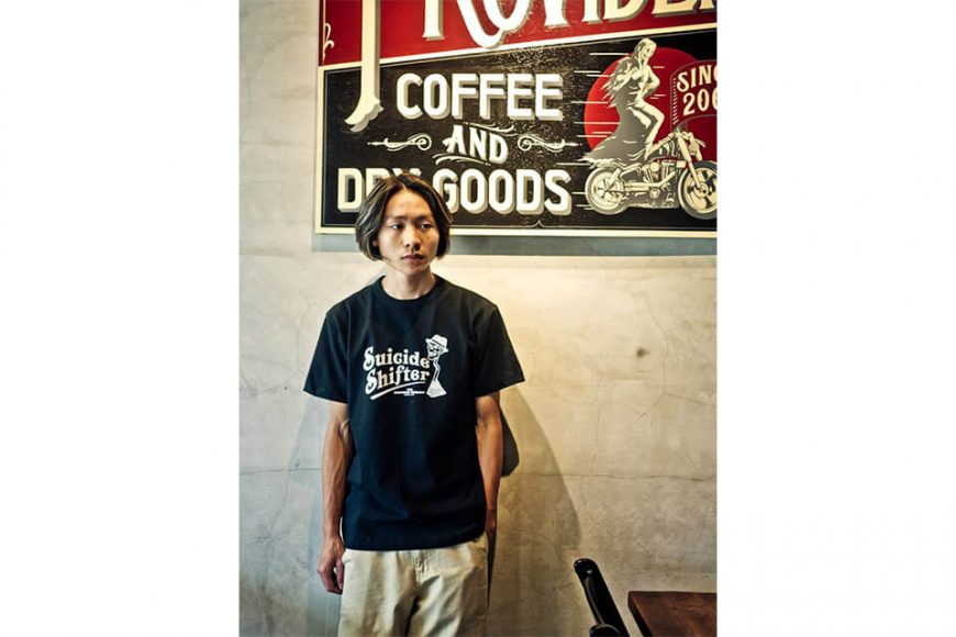 PROVIDER 88(三)發售 18 SS Suicide Shifter Tee (1)