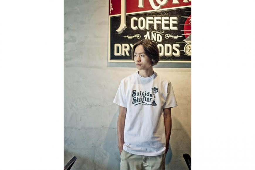 PROVIDER 88(三)發售 18 SS Suicide Shifter Tee (2)