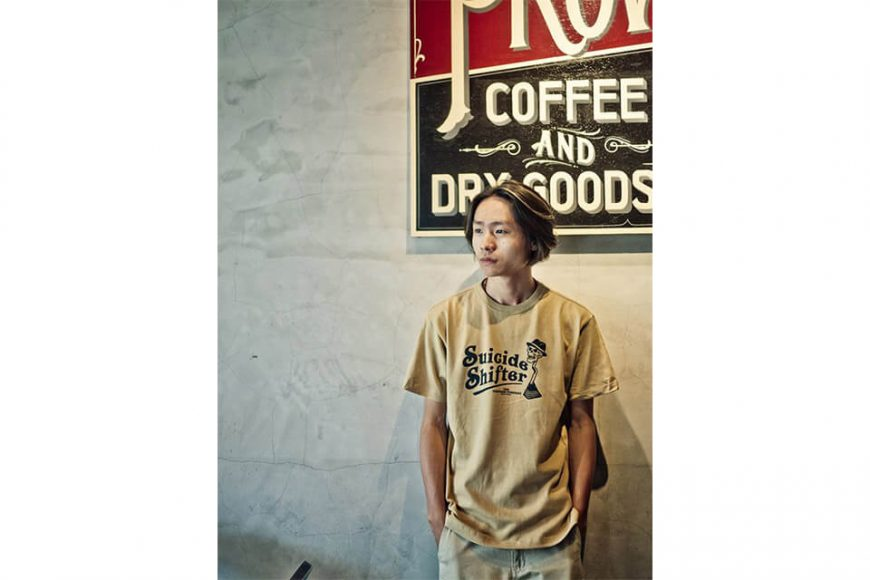 PROVIDER 88(三)發售 18 SS Suicide Shifter Tee (3)