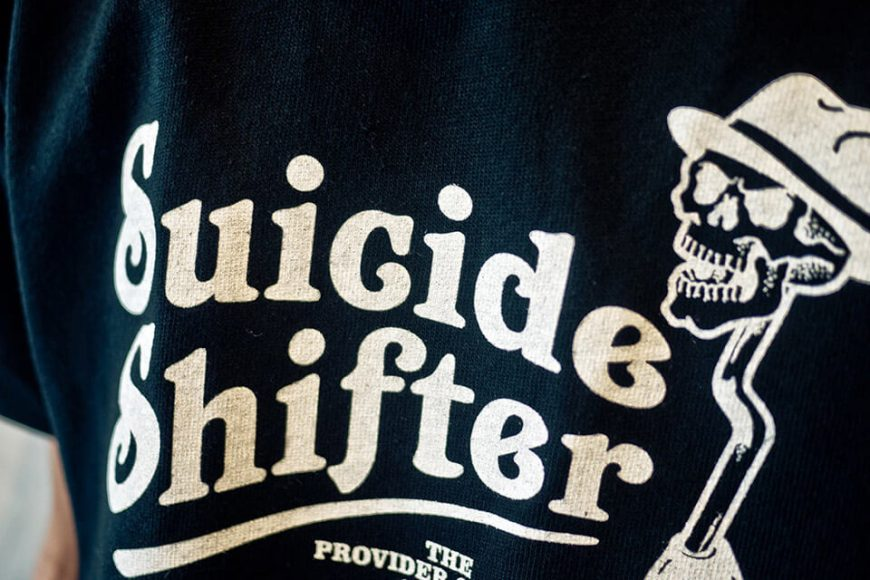 PROVIDER 88(三)發售 18 SS Suicide Shifter Tee (6)