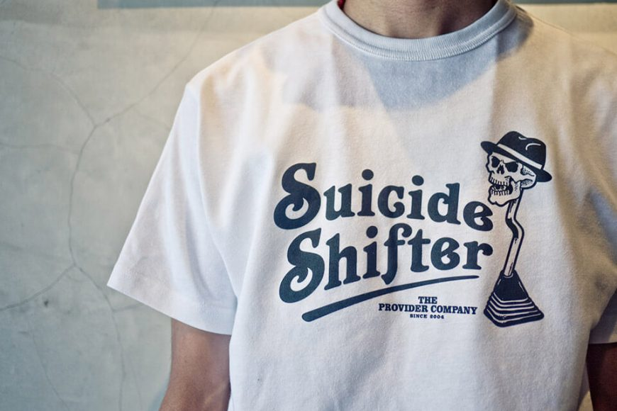 PROVIDER 88(三)發售 18 SS Suicide Shifter Tee (7)