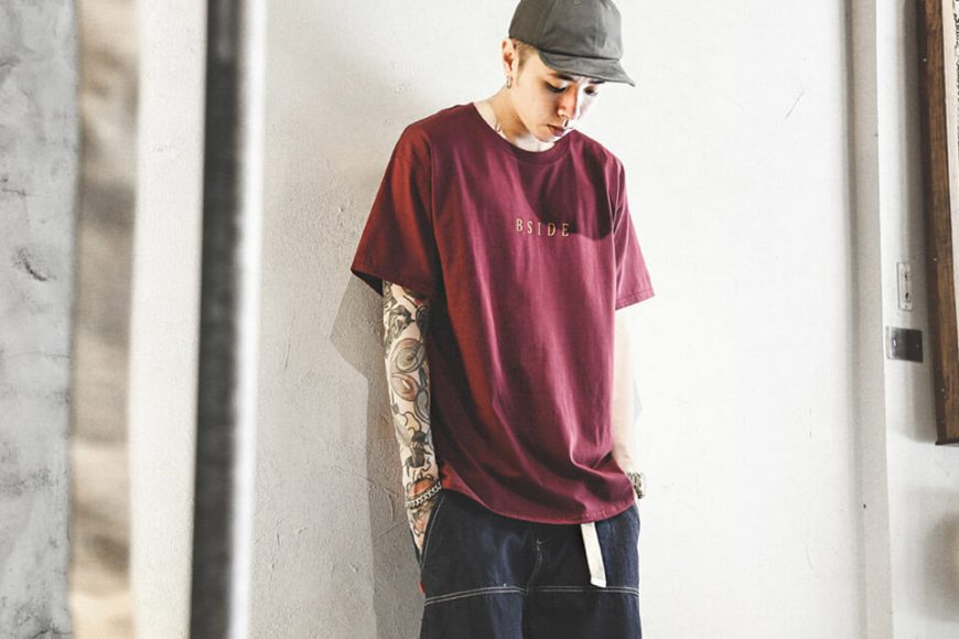 B-SIDE 912(三)發售 18 SS Its Not My Fault Tee (10)