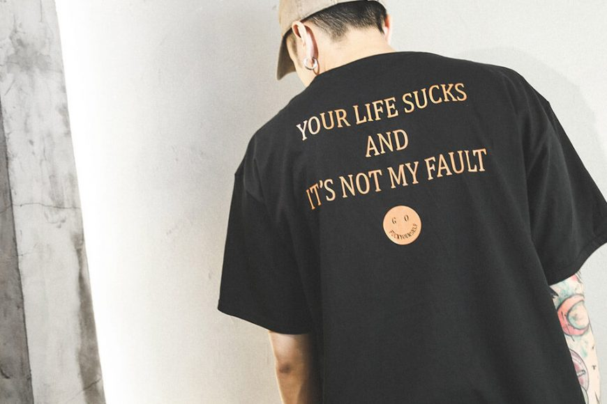 B-SIDE 912(三)發售 18 SS Its Not My Fault Tee (4)