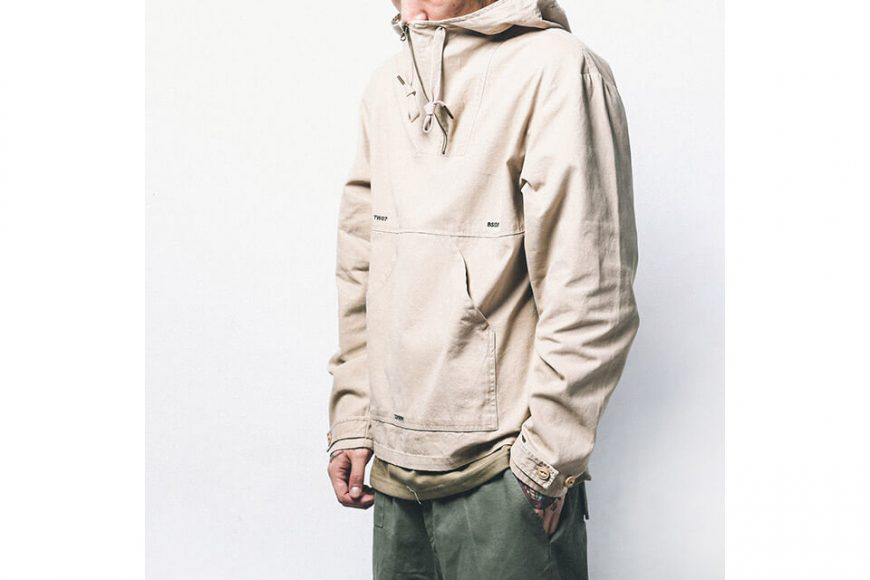 B-SIDE 18 AW Utility Pullover JKT (11)