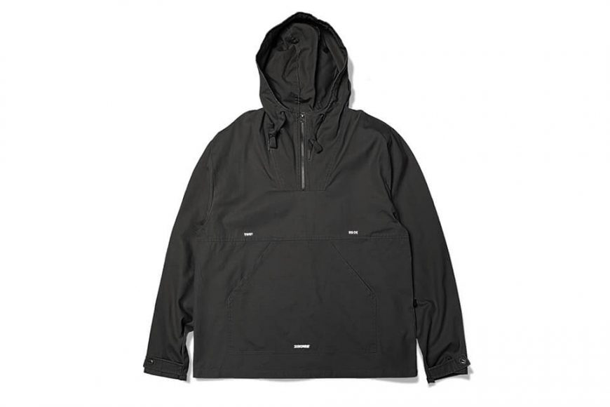 B-SIDE 18 AW Utility Pullover JKT (12)