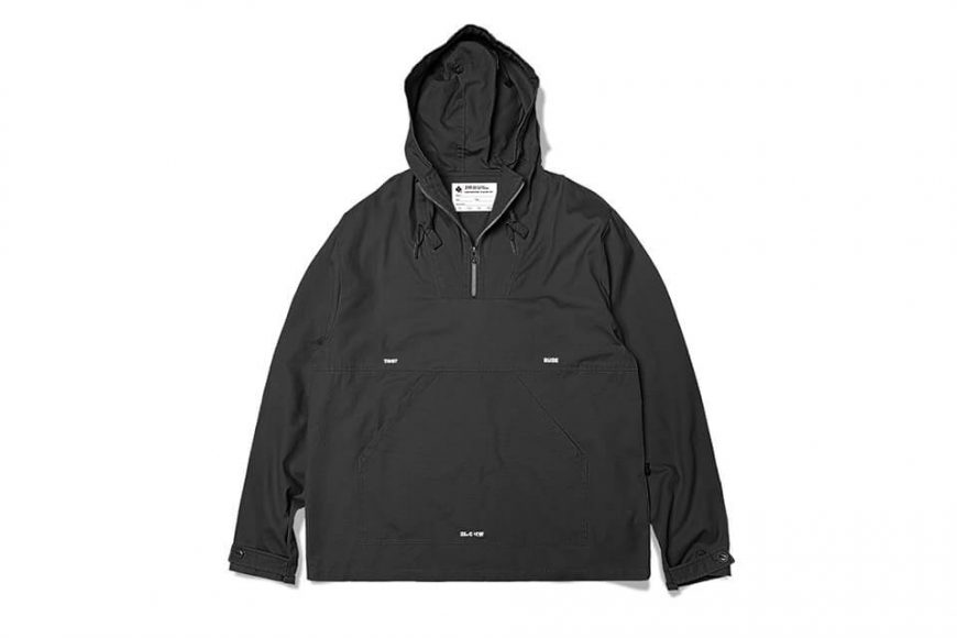 B-SIDE 18 AW Utility Pullover JKT (13)