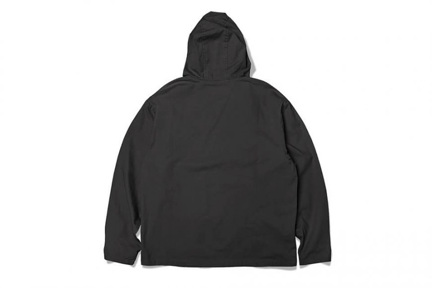 B-SIDE 18 AW Utility Pullover JKT (14)