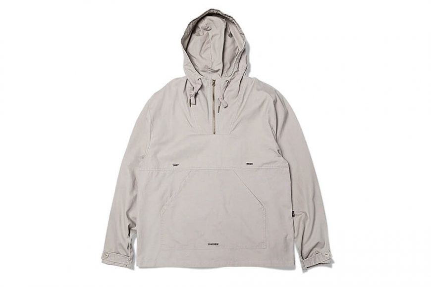 B-SIDE 18 AW Utility Pullover JKT (15)