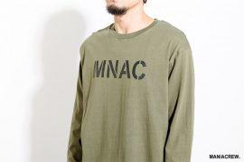 MANIA 1010(三)發售 18 SS MNAC Long Sleeve Print Tee (7)