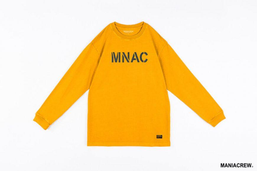 MANIA 1010(三)發售 18 SS MNAC Long Sleeve Print Tee (9)