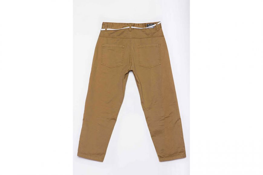 NextMobRiot 1020(六)發售 18 AW D-Line Loosely Capri-Pants (10)