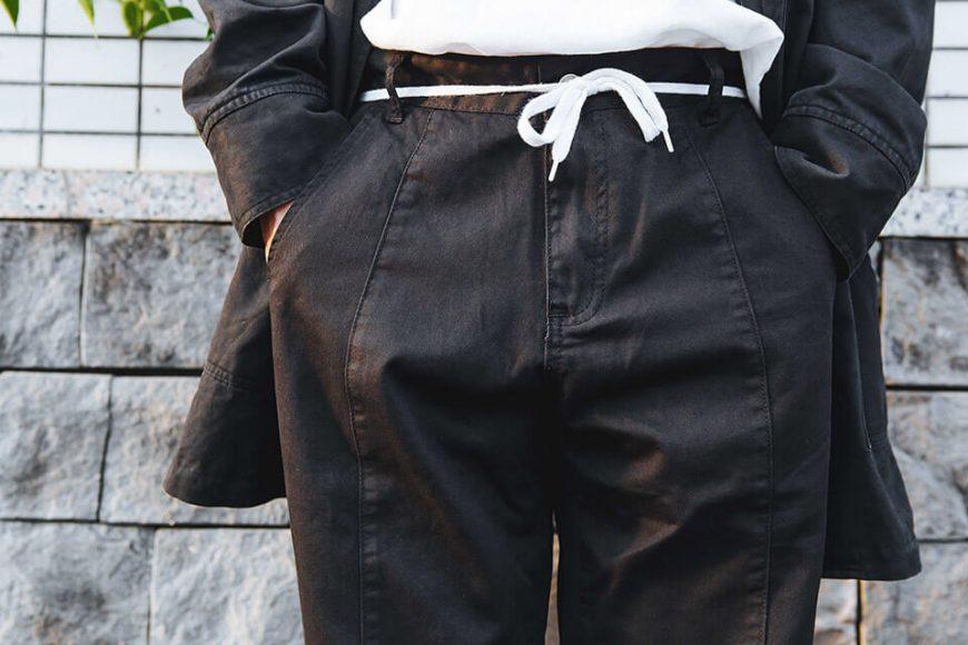 NextMobRiot 1020(六)發售 18 AW D-Line Loosely Capri-Pants (5)
