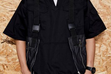 OVKLAB 1024(三)發售 18 SS Waterproof Denim Army Vest (0)