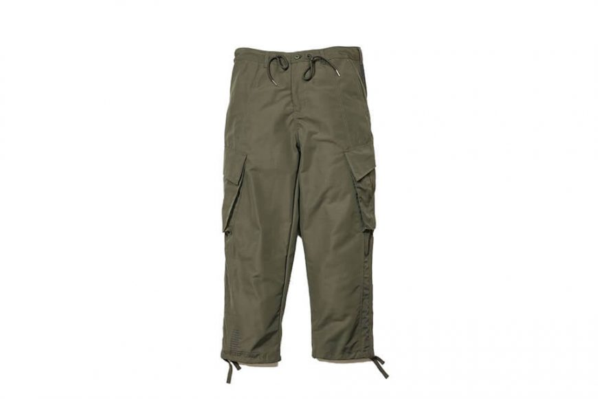 AES 1117(六)發售 18 AW Aes Milltary Gargo Trousers (2)