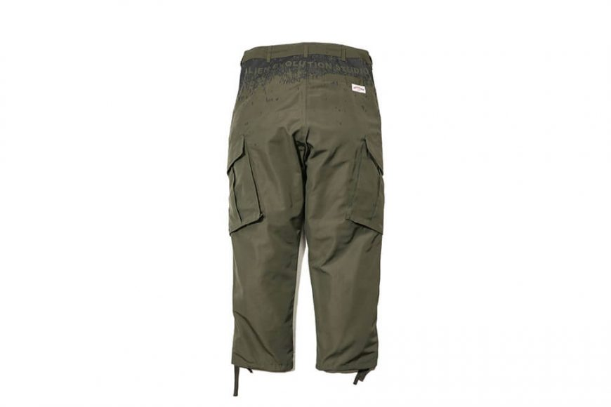 AES 1117(六)發售 18 AW Aes Milltary Gargo Trousers (3)