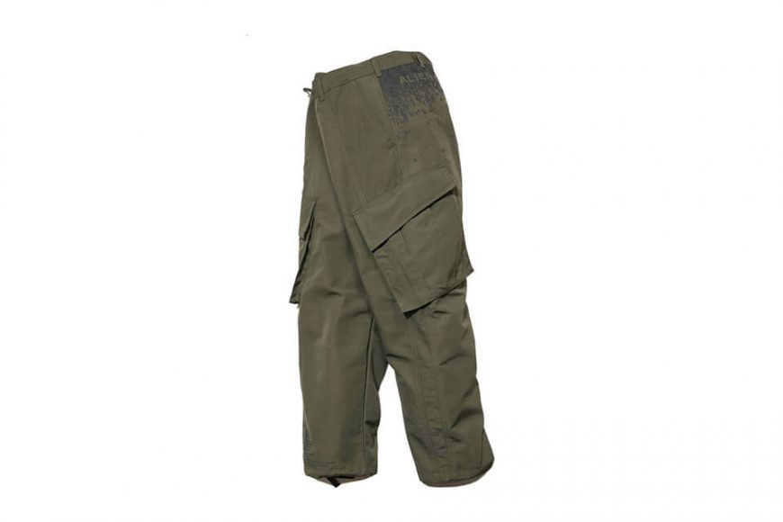 AES 1117(六)發售 18 AW Aes Milltary Gargo Trousers (4)