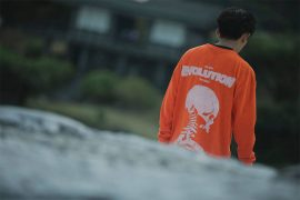 AES 1117(六)發售 18 AW Aes Skeleton Tee (1)