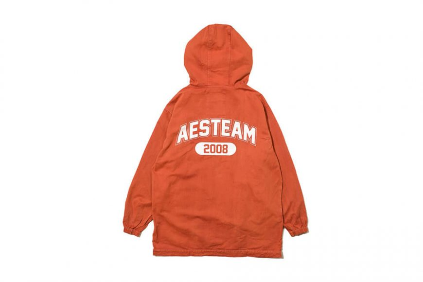 AES 1124(六)發售 18 AW Aes Washed Pullover Jacket (11)