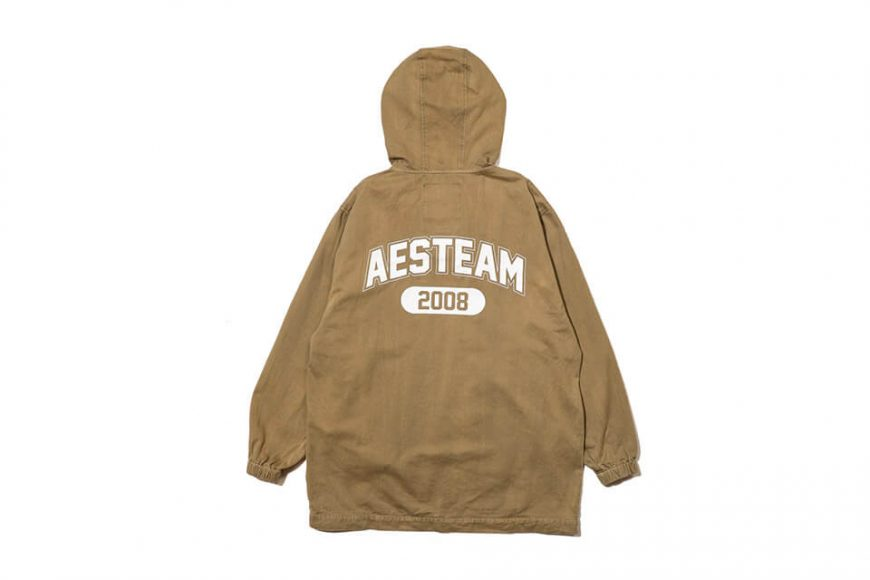 AES 1124(六)發售 18 AW Aes Washed Pullover Jacket (9)