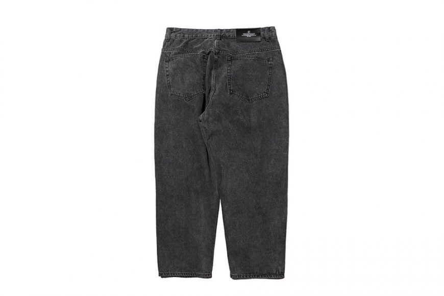 AES 113(六)發售 18 AW Aes Washed Denim Jeans (4)