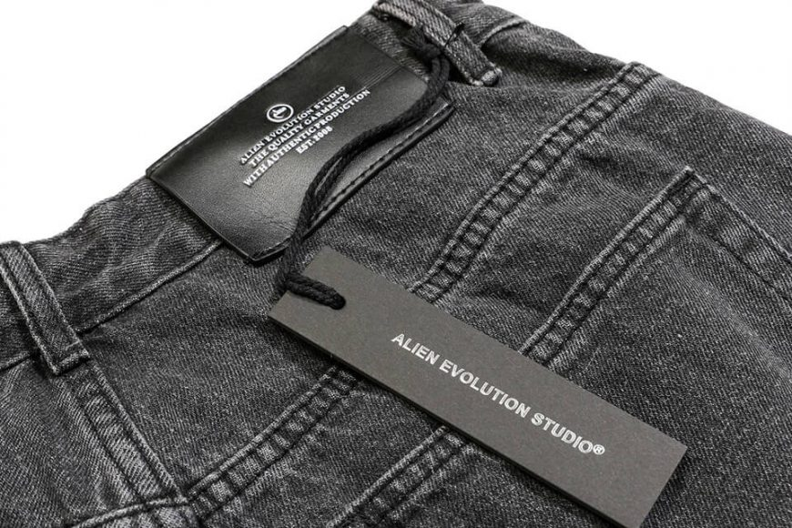 AES 113(六)發售 18 AW Aes Washed Denim Jeans (5)