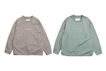 AES 113(六)發售 18 AW Military Smock Shirt (0)