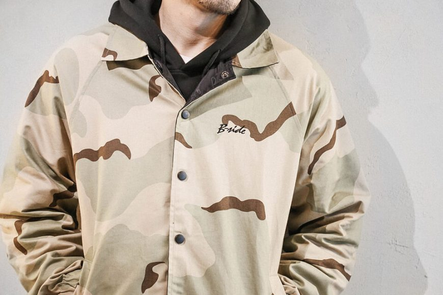 B-SIDE 117(三)發售 18 AW Doule Sided Coach JKT (3)