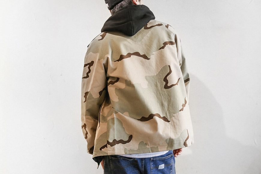 B-SIDE 117(三)發售 18 AW Doule Sided Coach JKT (4)