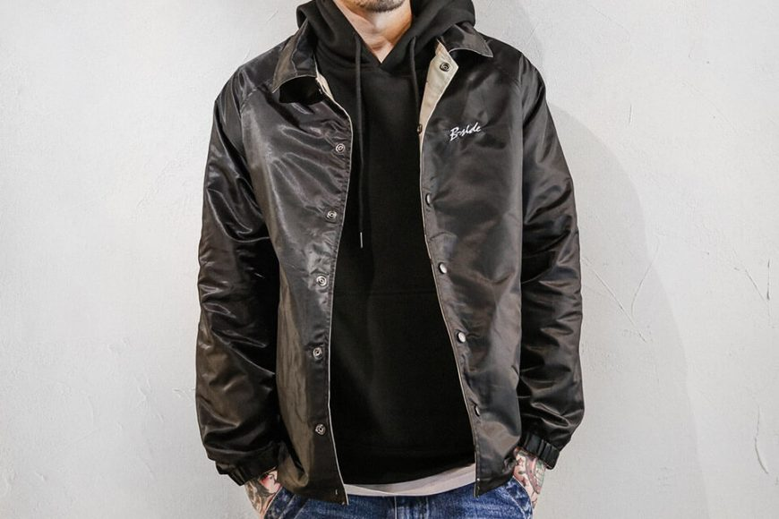 B-SIDE 117(三)發售 18 AW Doule Sided Coach JKT (5)