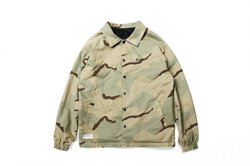 B-SIDE 117(三)發售 18 AW Doule Sided Coach JKT (7)