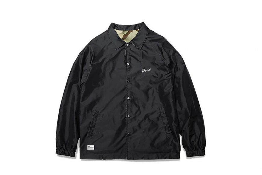 B-SIDE 117(三)發售 18 AW Doule Sided Coach JKT (9)