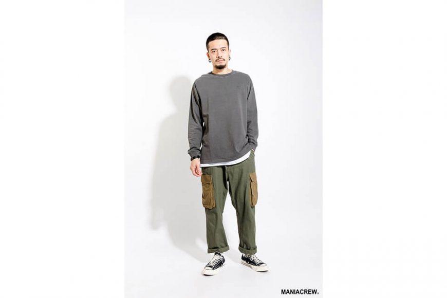 MANIA 1117(六)發售 18 AW Long Sleeve Print Tee (1)