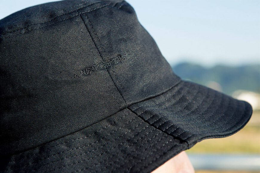 NextMobRiot 1121(三)發售 18 AW Wave logo Over Bucket Hat (2)
