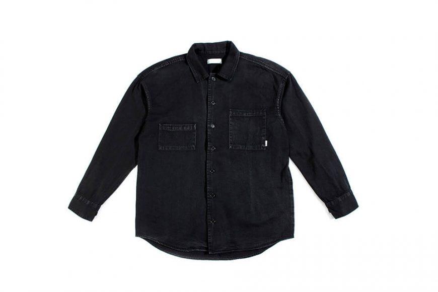 NextMobRiot 18 AW FT=NMR Cloth OVS Shirt (10)