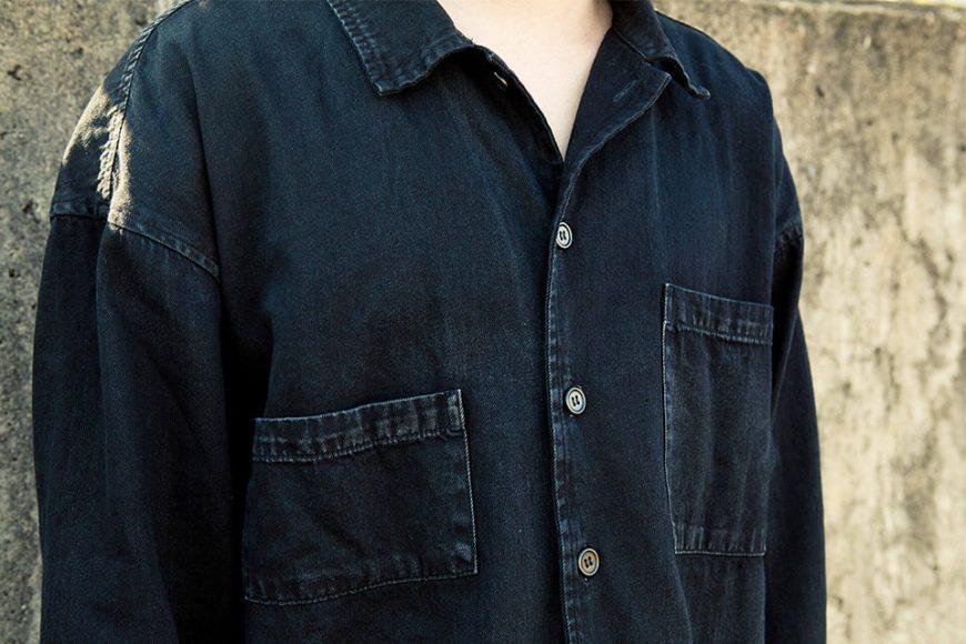 NextMobRiot 18 AW FT=NMR Cloth OVS Shirt (6)
